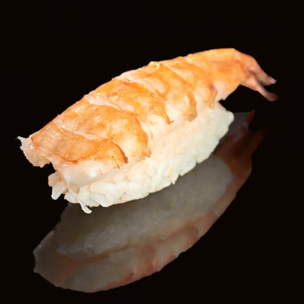 Classic sushi with shrimp (1 PCs)